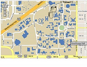 Texas Tech Map | Business Ideas 2013