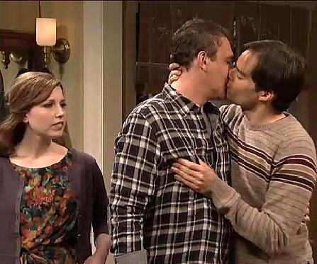 Snl kissing family jason segel dating