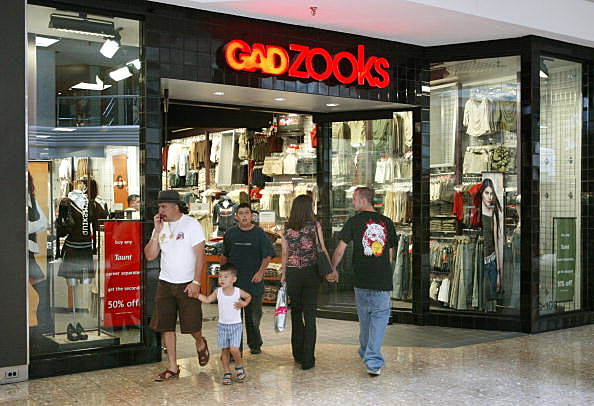 Gadzooks To Only Sell Only Merchandise For Girls
