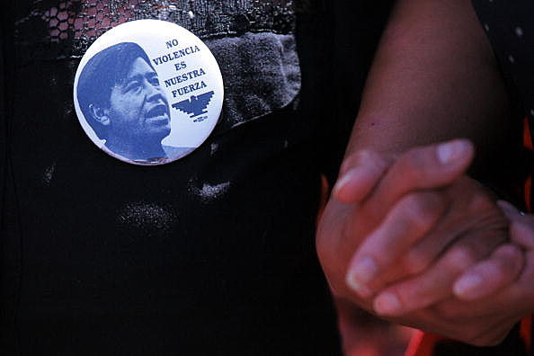 Cesar Chavez is honored in El Paso, Texas