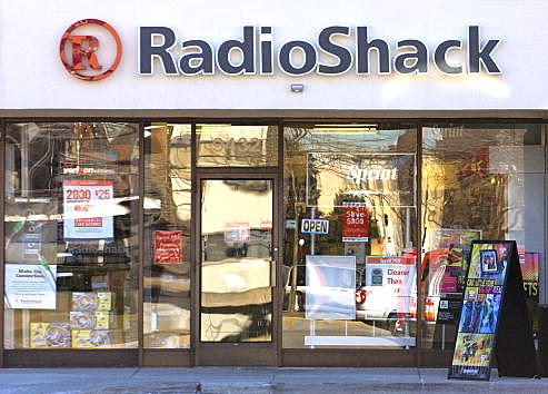 Radio Shack To Shut Some Stores