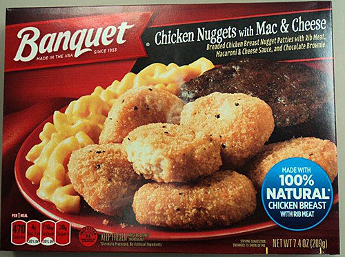 banquet chicken nuggets recall