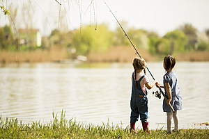 Kidsfish in Lubbock, Texas