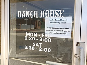 Ranch House Restaurant in Lubbock, Texas