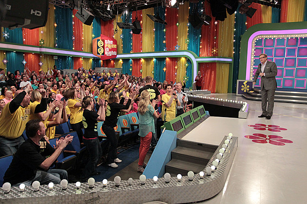 """CBS' """"The Bold And The Beautiful"""" Showcase On """"The Price Is Right"""""""