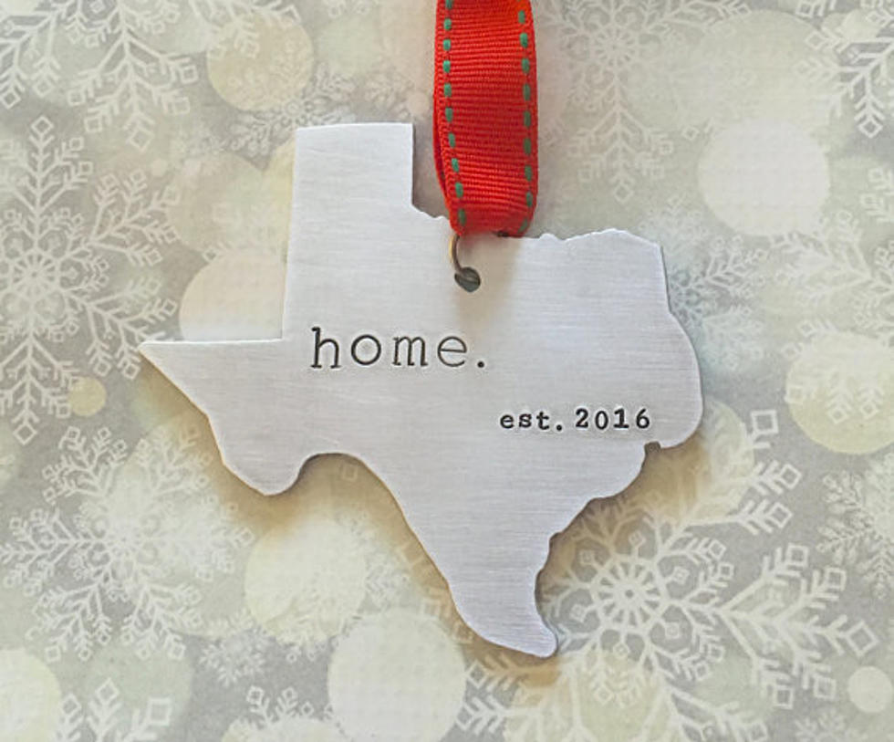 5 Unique Texas Christmas Ornaments on Etsy